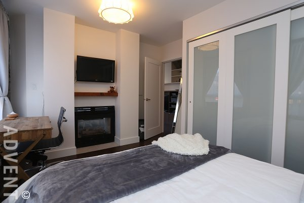 Luxury Furnished Apartment Rental at The Murchies Building in Yaletown. 209 - 1216 Homer Street, Vancouver, BC, Canada.