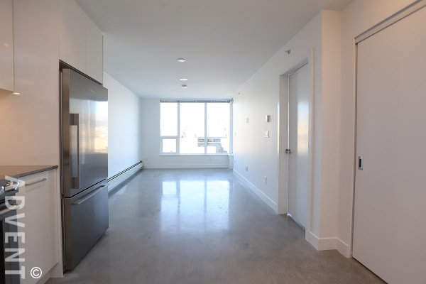 1 Bedroom Unfurnished Apartment For Rent at Framework in Chinatown. 701 - 231 East Pender Street, Vancouver, BC, Canada.
