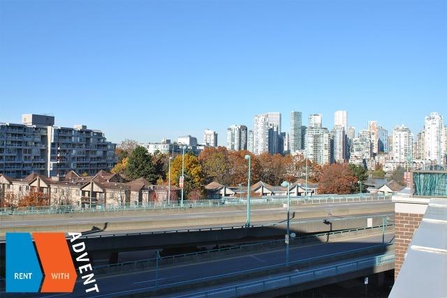 Luxury 2 Bedroom Apartment Rental at Maynards Block in Westside Vancouver. 801N - 1919 Wylie Street, Vancouver, BC, Canada.