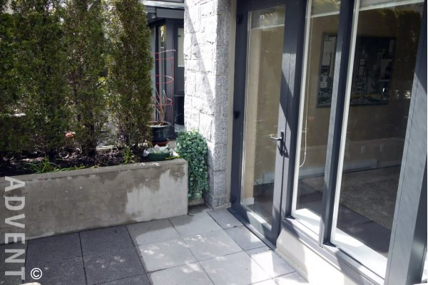 Unfurnished 1 Bedroom Townhouse For Rent at Corus at UBC. 5985 Walter Gage Road, Vancouver, BC, Canada.