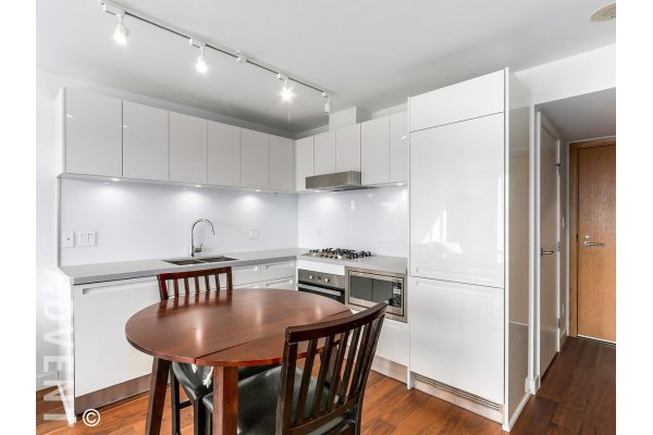 Unfurnished 1 Bedroom Apartment Rental at 188 Keefer in Chinatown. 1603 - 188 Keefer Street, Vancouver, BC, Canada.