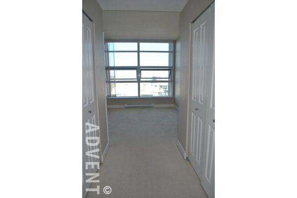 Unfurnished 2 Bedroom Apartment For Rent at Altaire at SFU in Burnaby. 1105 - 9222 University Crescent, Burnaby, BC, Canada.