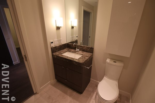 CentreView Unfurnished 1 Bedroom Apartment For Rent in North Vancouver. 1408 - 125 14th Street East, North Vancouver, BC, Canada.