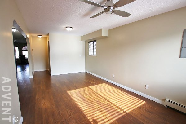 Unfurnished Garden Level 1 Bedroom Basement Suite Rental in Renfrew, East Vancouver. Monmouth Avenue, Vancouver, BC, Canada.