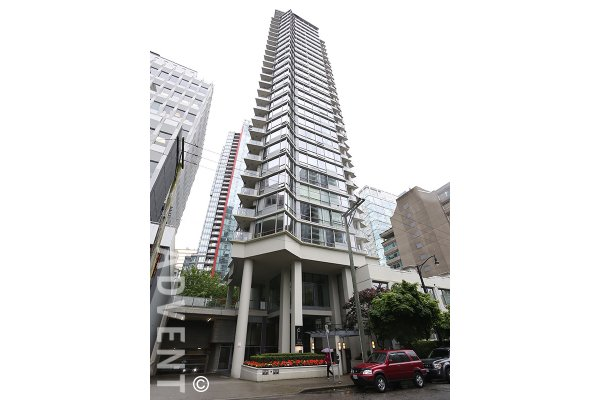 Harbour View Fully Furnished 2 Bedroom Apartment Rental at Palladio in Coal Harbour. 1004 - 1228 West Hastings Street, Vancouver, BC, Canada.