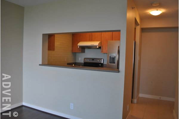 1 Bedroom Unfurnished Apartment For Rent at Urba in East Vancouver. 1710 - 5380 Oben Street, Vancouver, BC, Canada.