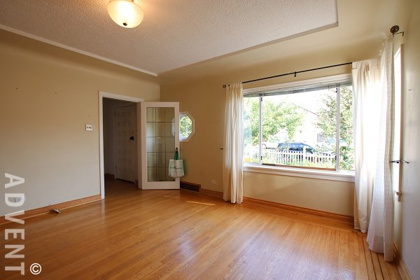 Unfurnished 4 Bedroom House For Rent in East Vancouver. 2812 Adanac Street, Vancouver, BC, Canada.