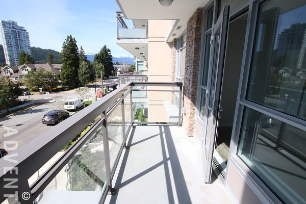 Novella Unfurnished 1 Bedroom Apartment For Rent in Coquitlam. 306 - 711 Breslay Street, Coquitlam, BC, Canada.