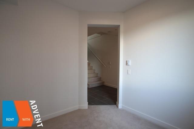 Unfurnished 2 Bedroom Townhouse Rental at Fremont Indigo in Port Coquitlam. 6 - 2371 Ranger Lane, Port Coquiltlam, BC, Canada.