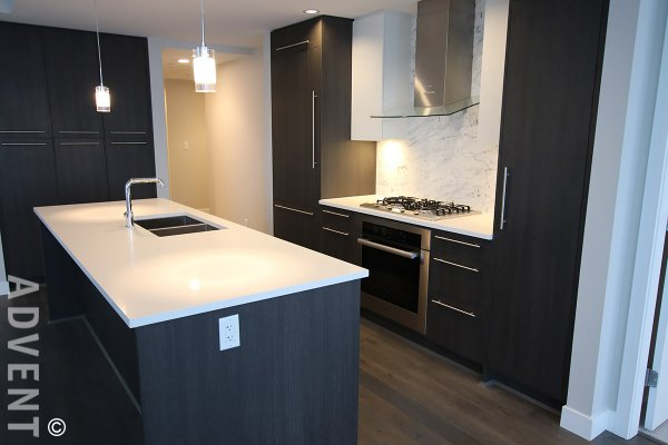 Unfurnished 3 Bedroom Apartment Rental at 41 West in Westside Vancouver. 308 - 677 West 41st Avenue, Vancouver, BC, Canada.
