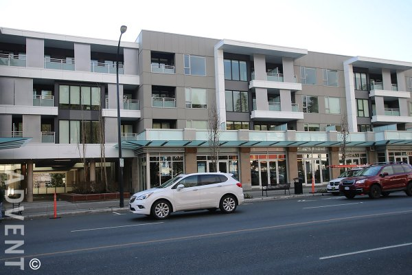 Brand New 1 Bedroom Unfurnished Apartment For Rent at X61 in North Vancouver. 410 - 1061 Marine Drive, North Vancouver, BC, Canada.