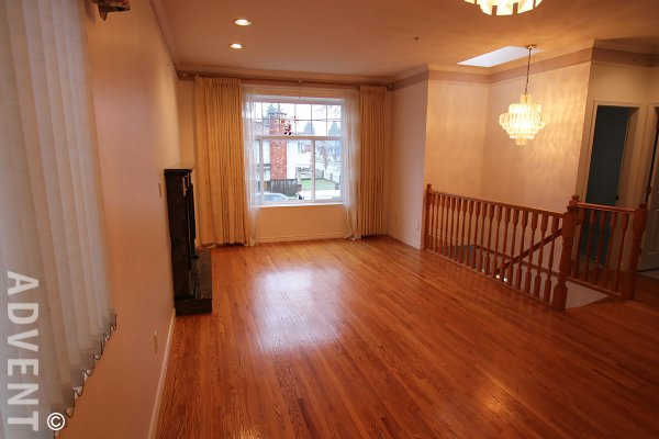 Unfurnished Upper Level 3 Bedroom Rental Home in Collingwood East Vancouver. 2471 East 34th Avenue, Vancouver, BC, Canada.