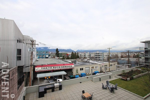 Shine Unfurnished 2 Bedroom Apartment Rental in Mount Pleasant East Vancouver. 518 - 289 East 6th Avenue, Vancouver, BC, Canada.
