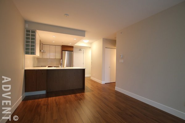 Unfurnished Apartment Rental at Tower Green at West at The Olympic Village. 906 - 159 West 2nd Avenue, Vancouver, BC, Canada.