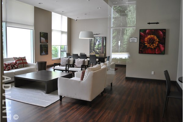 Binning Tower Unfurnished Luxury 3 Bedroom & Den Apartment Rental at UBC. 1507 - 3355 Binning Road, Vancouver BC, Canada.