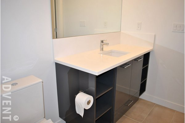 Unfurnished 2 Bedroom & Den Apartment For Rent at Virtuoso at UBC. 403 - 3581 Ross Drive, Vancouver, BC, Canada.