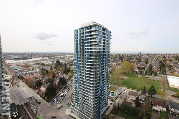 Unfurnished 1 Bedroom Apartment Rental at MC2 in Vancouver. 2609 - 8131 Nunavut Lane, Vancouver, BC, Canada.