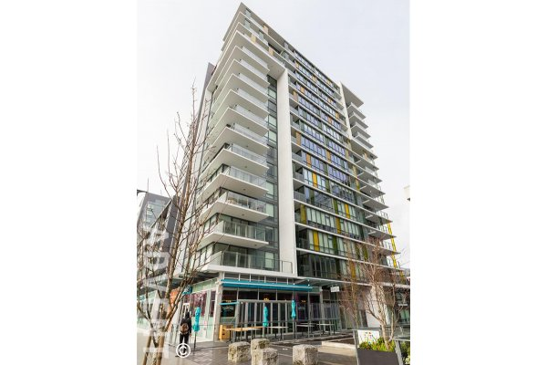 Luxury 2 Bed Apartment Rental at Tower Green at West at The Olympic Village. 805 - 159 West 2nd Avenue, Vancouver, BC, Canada.