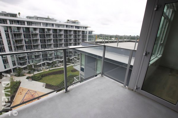 Brand New 10th Floor Unfurnished 1 Bedroom Apartment Rental at 1 Town Centre in East Vancouver. 1003 - 8538 River District Crossing, Vancouver, BC, Canada.