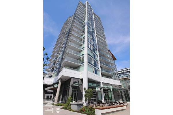 Brand New 2 Bedroom Apartment Rental at 1 Town Centre in Champlain Heights. 1806 - 8538 River District Crossing, Vancouver, BC, Canada.