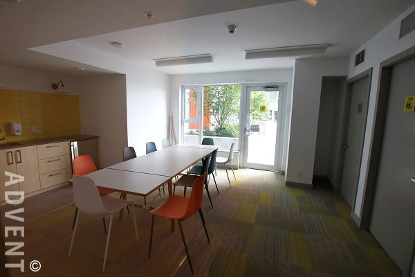 Brand New Unfurnished 1 Bedroom Apartment Rental at The Heatley in East Vancouver. 362 - 955 East Hastings Street, Vancouver, BC, Canada.