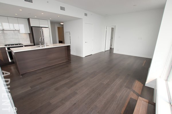 Brand New 3 Bedroom Sub Penthouse For Rent at 1 Town Centre in South Vancouver. 1019 - 3557 Sawmill Crescent, Vancouver, BC, Canada.