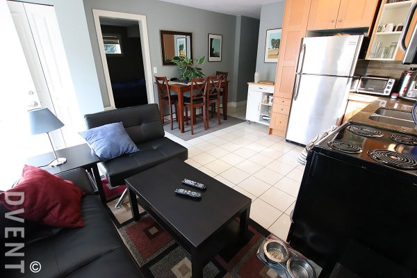Unfurnished 2 Bedroom Basement Suite Rental in Victoria-Fraserview, South Vancouver. 2526 SE Marine Drive, Vancouver, BC, Canada.