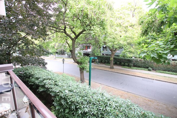Fully Furnished/Unfurnished 1 Bed Apartment Rental at Regency Terrace in The West End. 202 - 1718 Nelson Street, Vancouver, BC, Canada.