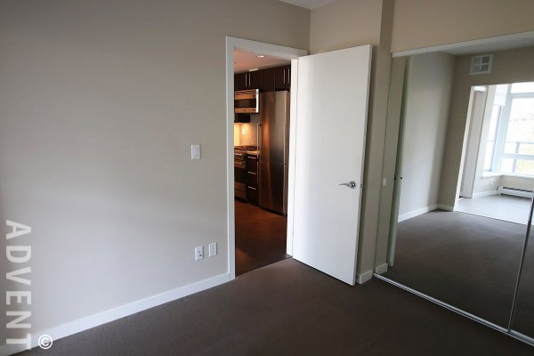 1 Bedroom Unfurnished Apartment Rental at The Wall Centre at The Olympic Village. 506 - 138 West 1st Avenue, Vancouver, BC, Canada.