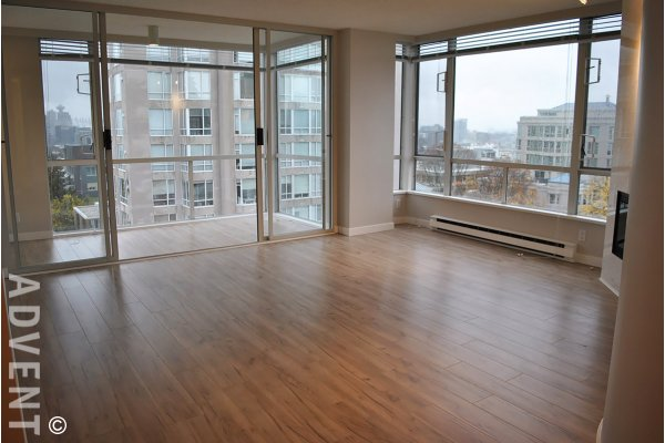 Unfurnished 2 Bedroom Apartment Rental at Cambridge Gardens in Westside Vancouver. 803 - 2668 Ash Street, Vancouver, BC, Canada.