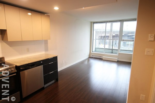 1 Bedroom & Solarium Apartment Rental at Maynards Block in Westside Vancouver. 307 - 1919 Wylie Street, Vancouver, BC, Canada.