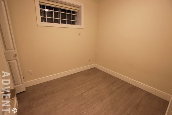 Unfurnished 2 Bedroom Basement Suite Rental in Renfrew, East Vancouver. 3224 East 5th Avenue, Vancouver, BC, Canada.
