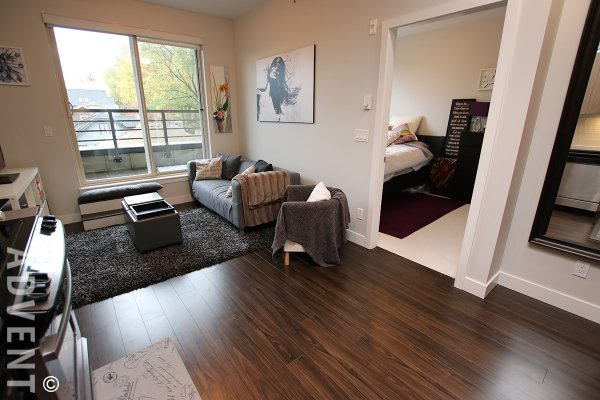 1 Bedroom Unfurnished Penthouse For Rent at 885 Off The Drive in East Vancouver. PH2 - 885 Salsbury Drive, Vancouver, BC, Canada.