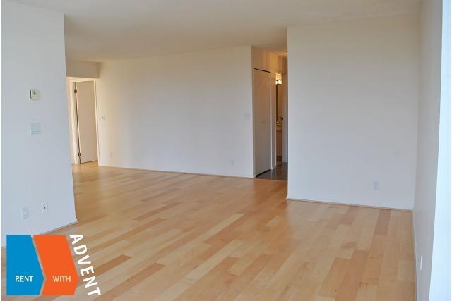 Spacious 2 Bedroom & Solarium Unfurnished Apartment Rental at Cambridge Gardens in Fairview. 1104 - 2668 Ash Street, Vancouver, BC, Canada.