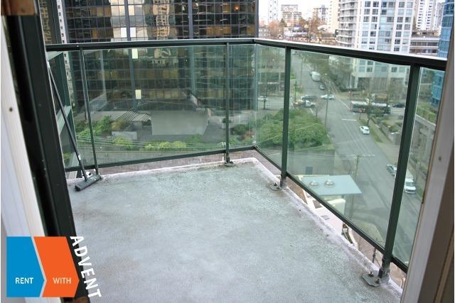 1 Bedroom & Solarium Apartment Rental at Harbourside Park in Coal Harbour. 1205 - 588 Broughton Street, Vancouver, BC, Canada.