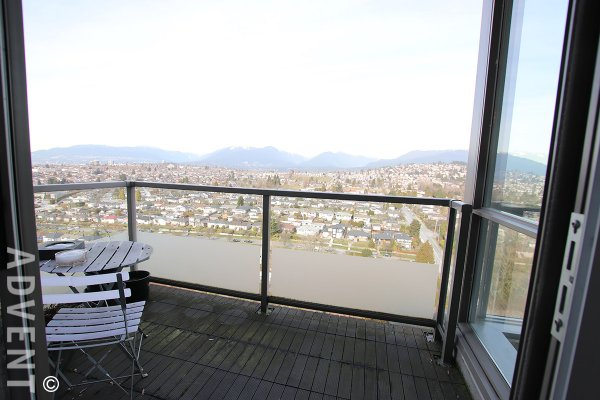2 Bedroom Penthouse Rental With Mountain & City Views at The Fitzgerald in Burnaby. PH3 - 4888 Brentwood Drive, Burnaby, BC, Canada.