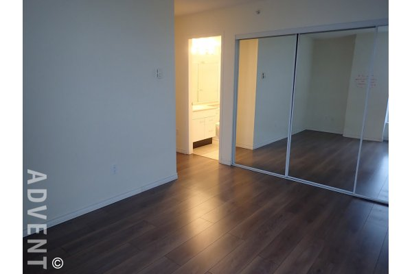 Unfurnished 2 Bedroom Apartment Rental at Centura in Coquitlam Centre. 1507 - 1148 Heffley Crescent, Coquitlam, BC, Canada.