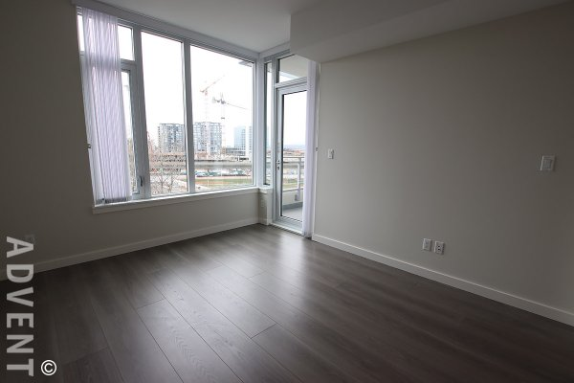 Sorrento West 3 Bed & Den Unfurnished Apartment Rental in West Cambie, Richmond. 713 - 8628 Hazelbridge Way, Richmond, BC, Canada.