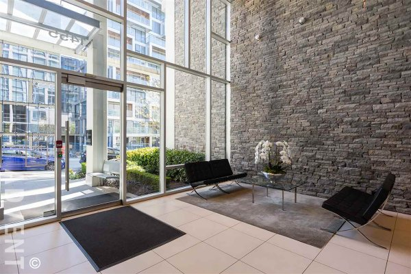 Luxury 2 Bedroom Apartment Rental at Pomaria in Yaletown, Vancouver. 1703 - 1455 Howe Street, Vancouver, BC, Canada.
