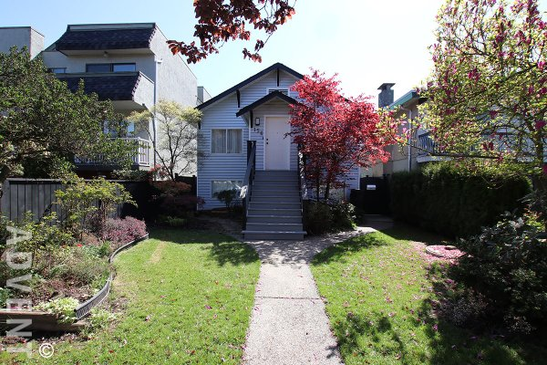Unfurnished 3 Bedroom Upper Level of House Rental in Sunset, South Vancouver. 156 East 53rd Avenue, Vancouver, BC, Canada.