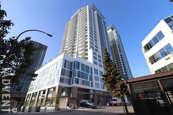 RiverSky2 Brand New 1 Bedroom Apartment Rental in New Westminster. 2208 - 988 Quayside Drive, New Westminster, BC, Canada.
