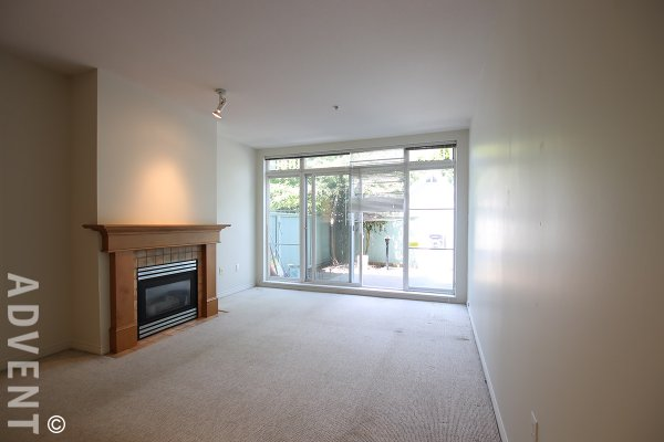 The Madison Ground Level Studio Rental in Kitsilano, Westside Vancouver. 106 - 2929 West 4th Avenue, Vancouver, BC, Canada.