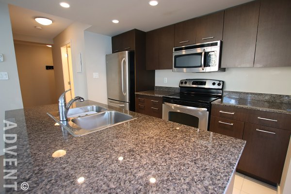 Unfurnished 1 Bedroom Apartment Rental at 1212 Howe in Downtown Vancouver. 505 - 1212 Howe Street, Vancouver, BC, Canada.