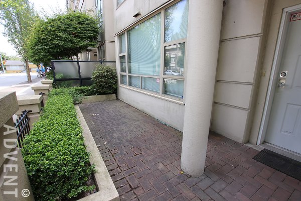 Unfurnished 2 Level 3 Bedroom Townhouse Rental in Brighouse, Richmond. 8280 Saba Road, Richmond, BC, Canada.