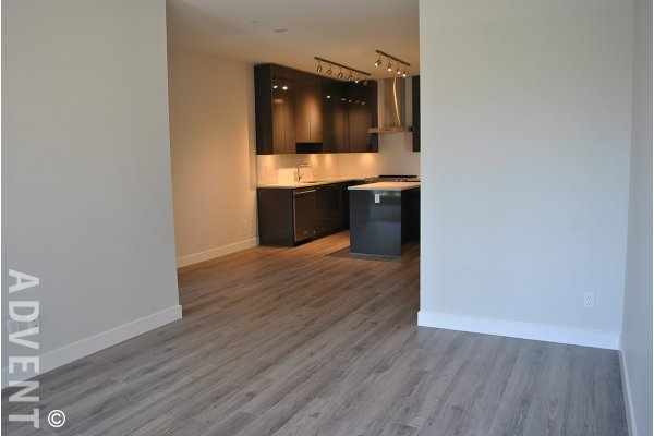 Luxury Unfurnished 2 Bed Apartment Rental at Escala in Brentwood, Burnaby. 220 - 1768 Gilmore Avenue, Burnaby, BC, Canada.