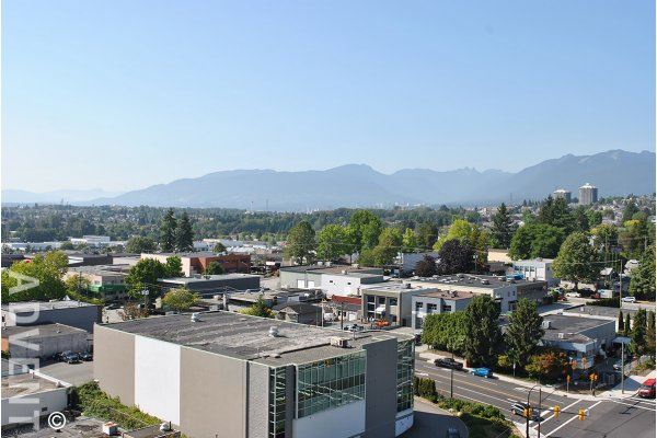 Brand New 2 Bed Luxury Apartment Rental With Amazing Mountain Views at Escala in Burnaby. 1207 - 1788 Gilmore Avenue, Burnaby, BC, Canada.