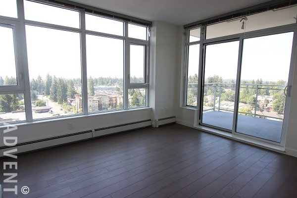 Brand New 2 Bedroom Apartment Rental at Evolve Tower in Whalley, Surrey. 1206 - 13308 Central Avenue, Surrey, BC, Canada.
