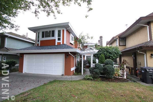 Unfurnished 4 Bedroom Detached Home For Rent in Garden City, Richmond. 8631 Dolphin Court, Richmond, BC, Canada.