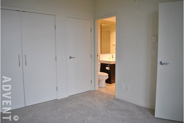 Modern 2 Bed Penthouse Level Apartment Rental at Tapestry in Westside Vancouver. 606 - 750 West 12th Avenue, Vancouver, BC, Canada.