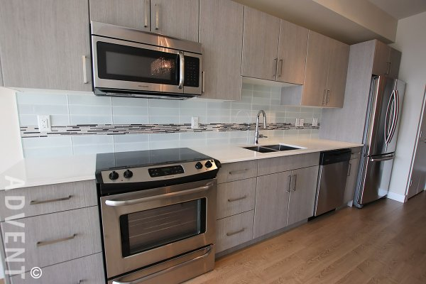 Unfurnished 1 Bedroom Apartment Rental at View 388 in Hastings, East Vancouver. 501 - 388 Kootenay Street, Vancouver, BC, Canada.